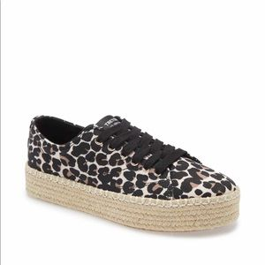 TRETORN lace up espadrille sneakers